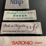 Etichette Green Cotton